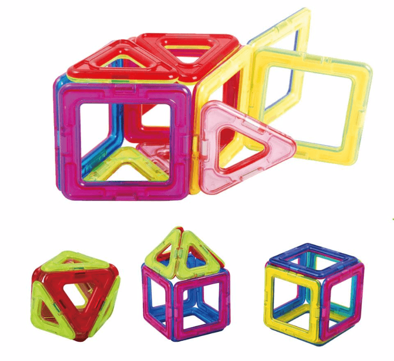 Toys Magnetic Tiles : Creative magnetic tiles building set toprated