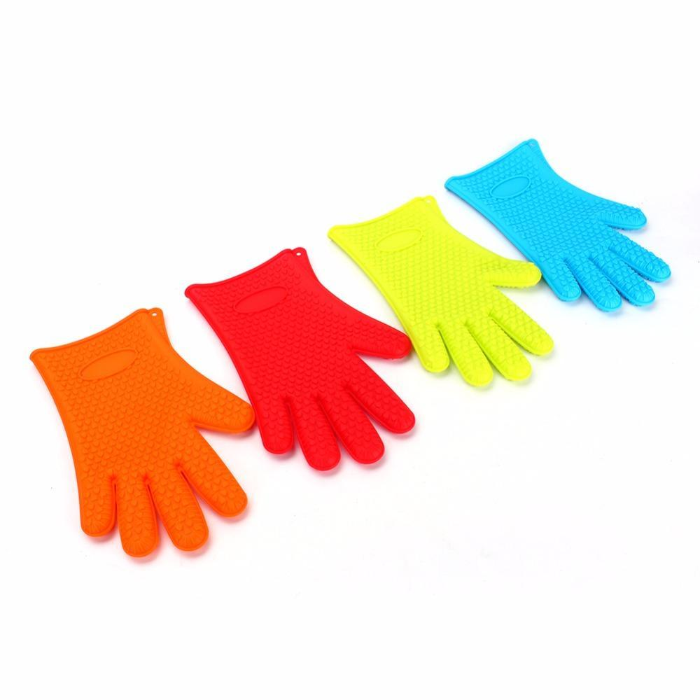 Chef Mitts Heat Resistant Cooking Glove